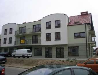 Budynek wielorodzinny - ul. Lechonia Stargard