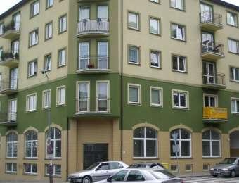 Budynek wielorodzinny - ul. Dworcowa Stargard